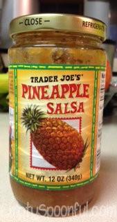 pinapple salsa