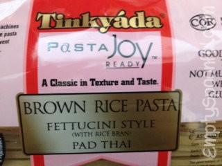 Rice Pasta Brand