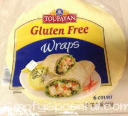 "Gluten-free ""Tortillas""! Hurra!"